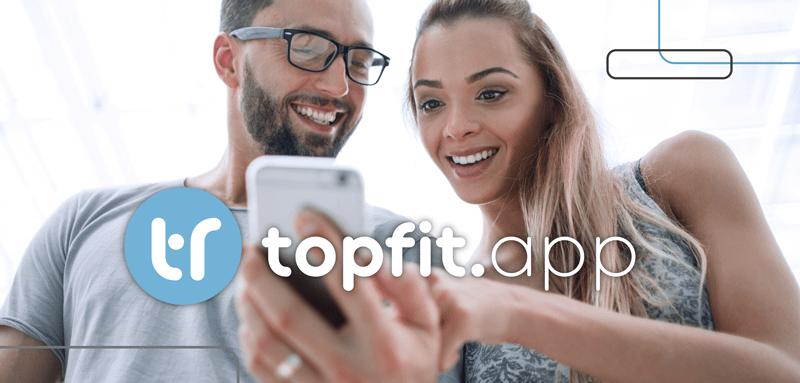 Topfit Service Logo